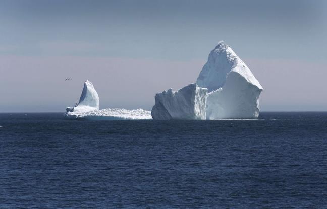 Canada: Un iceberg de 46 mètres de haut prend ses quartiers au large de Terre-Neuve