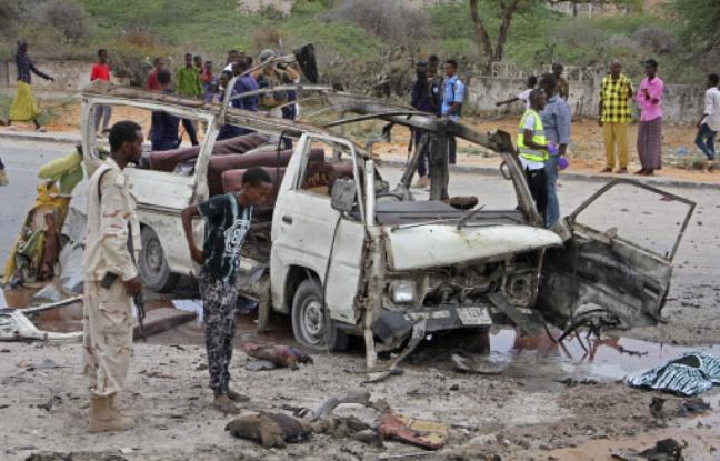 Somalie: Au moins trois morts dans un attentat contre un camp militaire à Mogadiscio