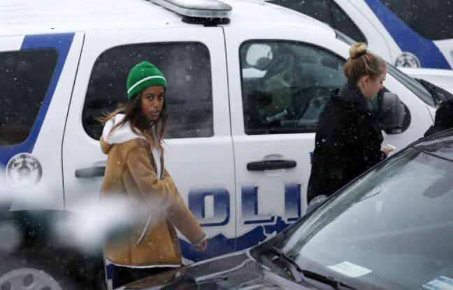 Un homme arrêté pour avoir harcelé Malia Obama