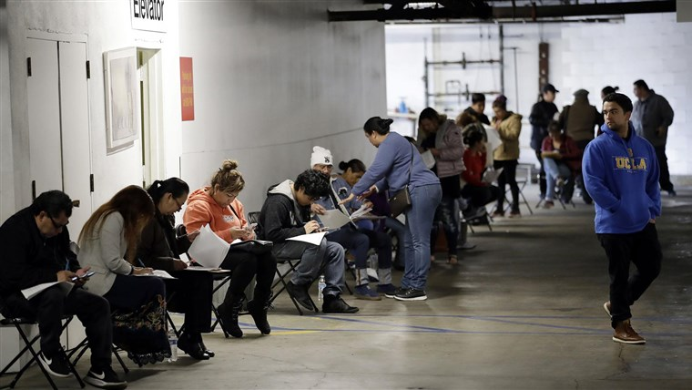 6.6 million Americans filed for unemployment benefits last week, a record high as coronavirus takes its toll